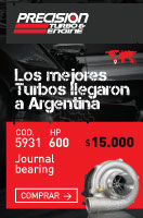 Precision Turbo Engine Argentina